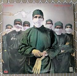 Rainbow - Difficult To Cure LP 1981 Polydor vinyl record hard rock