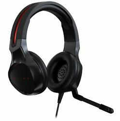 Acer Nitro Stereo Wired Gaming Headset with Adjustable Headband Black $29.99