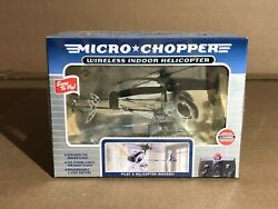 Micro Chopper Wireless Indoor Helicopter toy helicopter $15.00