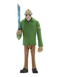 """Toony Terrors - Friday the 13th - 6"""" Scale Action Figure- Stylized Jason - NECA"""