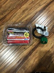 "Olympian Heavy Duty Propane Pigtail Connector 12"" (305 Cm)1 Acme X14"""