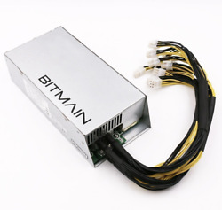 Bitmain Antminer apw7 brand new in box 2018 12 x 1800w $139.00