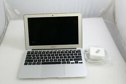 Apple MacBook Air MD223LLA 11.6-Inch Laptop (1.7GHz  i5 4GB 64GB)