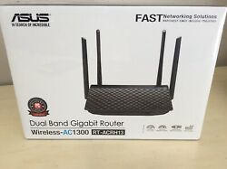 ASUS RT-ACRH13 Dual-Band 2x2 AC1300 Wifi 4-port Gigabit Router with USB 3.0. #27