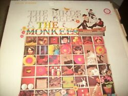 THE MONKEES-THE BIRDSTHE BEES & THE MONKEES VINYL LP very good 1968 PSYCH ROCK