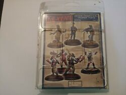 x1 AE-WWII German Geneticists GER009 Starter Force New Blister TexasNerdGames