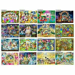 5d diy diamond painting Disney Mickey Mouse cartoon princess 3D rhinestone