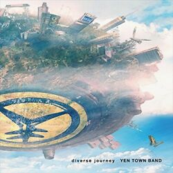 YEN TOWN BAND diverse journey 2016 CD wDVD 1st Limited Edition New wTracking#