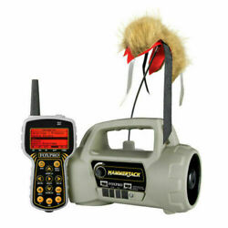 Foxpro HammerJack Predator Coyote Game Call W Decoy amp; Remote 100 Sounds Refurb $259.99