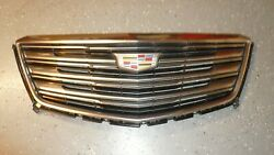 CADILLAC XT5 UPPER GRILLE 23383609 GRILLE OEM 17 18 2017 2018