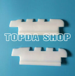 2PCS Commercial accessories for ice cream Hard ice machine 112Y scraper
