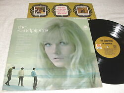 The Sandpipers - Self-Titled ST 1967 PopJazz LP VG+ Original A