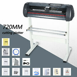 Vinyl 720mm Cutting Plotter  Sign Cutters 28 Printer Sticker $260.95