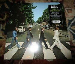 The Beatles Abbey Road LP Record Vinyl Remastered 180g new sealed mint