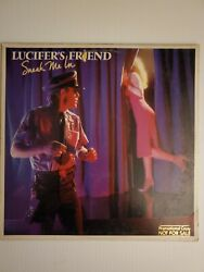 Lucifer's Friend Vinyl lp promo mint discvg  jacket Sneak Me In vintage rock