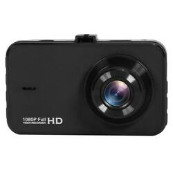 SD019 Full HD 1080p Car DVR 3 inch IPS Screen WDR Dashboard Camera Recorder