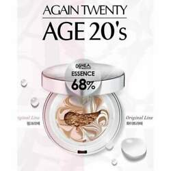 Age 20's Compact Foundationn #21 SPF50+PA+++ WITH1 Extra Refill