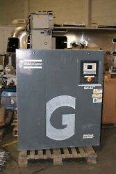 WORKING Atlas Copco GA22P Rotary Screw Air Compressor   $6,500.00