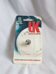 UK REPLACEMENT LAMP FOR 2AAA D1302 09801 1.1 watt Xenon Filled $5.00