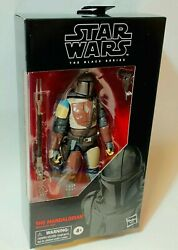 STAR WARS BLACK Series THE MANDALORIAN 6in Figure 2019 Wave 1 IN STOCK