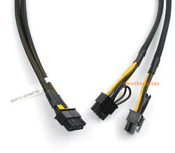 10pin to 68pin Power Adapter PCIE Cable for HP ProLiant DL380 G9 and GPU TOP $15.98