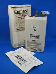 Eemax 120Vac Electric Tankless Water Heater 3000W Commercial Residential SP3012