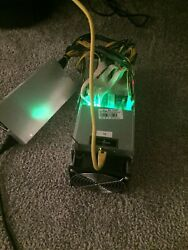 Bitmain Antminer S9 13.5 THs Bitcoin BTC ASIC Miner w PSU included