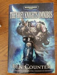 The Grey Knights by Ben Counter (2009 Paperback)
