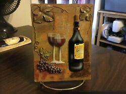 Wine Wall Plaques $13.20