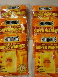 Lot Of 12 Body & Hand Super Warmer New $9.95