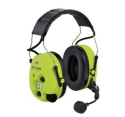 3M Peltor WS ProTac XP Ground Mechanic Headset Wireless
