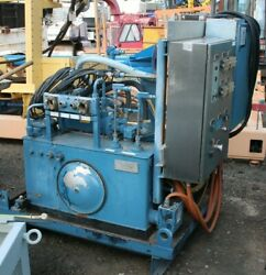 RHM Fluid Power HPU Chiller HPU-FRS-105C 3PH Hydraulic Power Unit