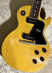 Gibson CS 1957 Les Paul Special Single Cut Bright TV Yellow Light Aged78802