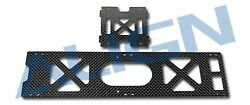Carbon Bottom Plate 1.6mm Align T Rex 700E helicopter H70043 $18.99