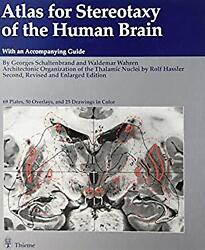 Atlas for Stereotaxy of the Human Brain Paperback G. Schaltenbrand $498.99