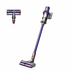 Dyson V10 Animal Cordless Vacuum Cleaner Purple Refurbished $259.99