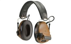 3m Peltor Comtac III Communication Headset Earmuff 23 dB Coyote Brown H682FB09CY