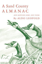 Leopold Aldo-A Sand County Almanac And Sketches Here And T (UK IMPORT) BOOK NEW