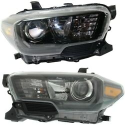 Headlight Lamp Left-and-Right TO2502254C TO2503254C 8111004280 8115004280