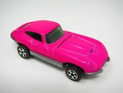 Johnny Lightning Pink Car Commemorative Limited Edition XKE $6.99