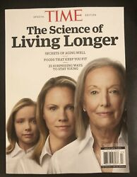 TIME Special Edition - The Science of Living Longer  (2019)