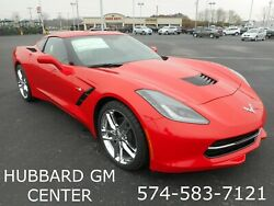 2019 Chevrolet Corvette 1LT MSRP $59780 New 2019 Corvette Stingray Coupe Huge Discount P