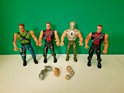 Terminator Action figure Toys LOT Kenner 1991