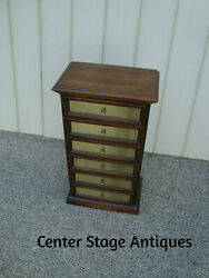 60087 BUTLER Furniture Nightstand End Table Stand