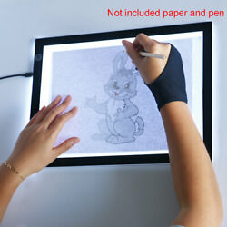 A3 USB LED Art Artist Stencil Board Light Tracing Drawing Pad Table Box