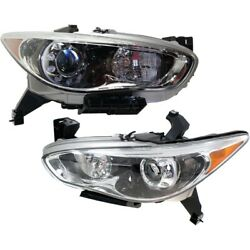 IN2502156 IN2503156 HID Headlight Lamp Left-and-Right HIDxenon LH