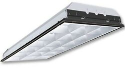 18 Cell Parabolic 2x4 Commercial Light Fixture 20-pack - 48 Watt LED - 5000K $3,121.99