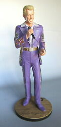 Porter Wagoner Deluxe Figurine 535 of 5000 CMG Porcelain Country Music Greats