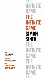 The Infinite Game Business Decision by Simon Sinek Hardcover New