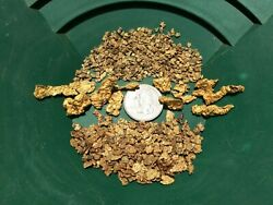 LOADED Gold paydirt concentrates Panning Flakes Nuggets $25.00